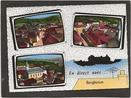 CPSM Bergbieten  Edition Lapie  N° Multivues - Autres Communes