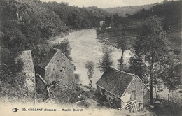 CROZANT - Moulin Barrat - France