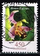 Bund 2015,Michel# 3191 O Blumen: Bienen-Ragwurz - [7] Federal Republic