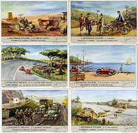 Liebigbilder * Italienische Automobile * Kplt. Serie - Liebig