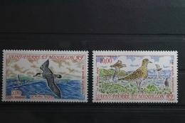 St. Pierre Und Miquelon 654-655 ** Postfrisch SPM #TR953 - St.Pierre Et Miquelon