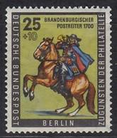 BERLIN  158 Postfrisch **, Tag Der Briefmarke 1956 - Unused Stamps