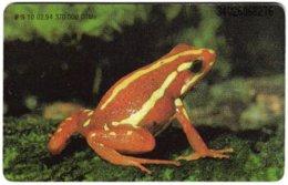 GERMANY S-Serie B-497 - Animal, Frog (3402) - Used - Germany