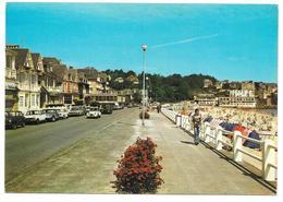 22 - SAINT CAST - Boulevard De La Mer Et La Plage - Ed. Pierre ARTAUD N° 13 Bis - Voitures 2cv Citroën - Saint-Cast-le-Guildo