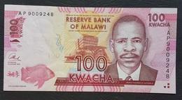 EM0407 - Malawi 100 Kwacha Banknote 2013 #AP9009248 P.59 - Malawi