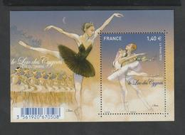 """FEUILLET   Fête Du Timbre  -   F 5084   -   2016 -      """" Danse ,  Ballet Classique """"    -   Neuf Et Non Plié - Collezioni"""