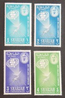 SHARJAH   MI 22/25 NEUFS** ANNÉE 1963 - Sharjah