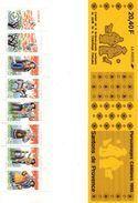 France.carnet Commémoratif Bc2982.santons De Provence.année 1995.neuf Non Plié. - People