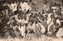208. - SENEGAL. -  Un Tam-tam. -  A Circulé En 1905.  Voir SCANS Recto-verso - Senegal
