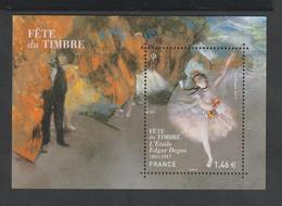 """FEUILLET   Fête Du Timbre  -   F 5131  -   2017 -      """" Danse ,  Le Lac Des Cygnes """"    -   Neuf Et Non Plié - Sammlungen"""