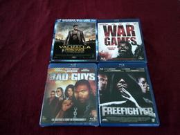 LOT DE 4 DVD BLU RAY + 2 DVD  EROTIC  POUR 20 EUROS - DVD