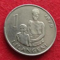 Swaziland 1 Lilangeni 1979 KM# 13 Swasiland Swazilandia Suazilandia - Swaziland