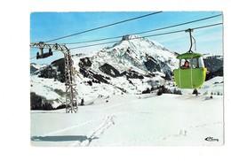 Cpm - 74 - D'Abondance - Télécabine De L'Essert - Mont De Grange - E CL 23 Cim - - Abondance