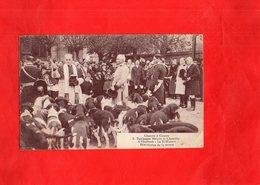 G2904 - Chasses à Courre - Equipages Halatte Et Chantilly à Fleurines - La St Hubert - Bénédiction De La Meute - Professions