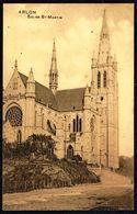 ARLON - Eglise Saint-Martin - Circulé - Circulated - Gelaufen - 1913. - Arlon