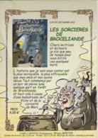 BERTIN - Les Sorcières De Brocéliande - CPM TBon Etat (voir Scan) - Stripverhalen