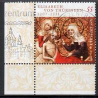 BRD - 2007 - MiNr. 2628 - Eckrandmarke - Gestempelt - [7] Federal Republic