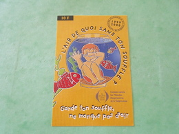 TC26 / ANTITUBERCULEUX / TUBERCULOSE Grande Vignette 10 Frs ; 1999/2000 Neuf ** - Erinnofilia