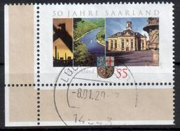 BRD - 2007 - MiNr. 2581 - Eckrandmarke - Gestempelt - [7] Federal Republic