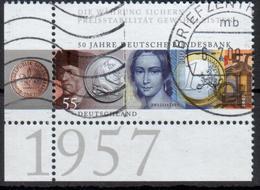 BRD - 2007 - MiNr. 2618 - Eckrandmarke - Gestempelt - [7] Federal Republic