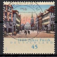 BRD - 2007 - MiNr. 2580 - Gestempelt - Used Stamps