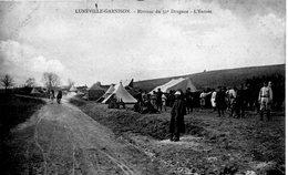 Lunéville-garnison, Bivouac Du 31°dragons, L'entrée - Casernes