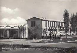 TREBASELGHE-PADOVA-STABILIMENTO CONFEZIONI=HESCO ITALIANA=-CARTOLINA VERA FOTOGRAFIA VIAGGIATA IL 8-9-1965 - Padova (Padua)