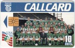 IRELAND A-244 Chip Telecom - Sport, Soccer Team - Used - Ierland