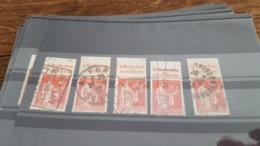 LOT500406 TIMBRE DE FRANCE OBLITERE BORD DE FEUILLE BANDE PUBLICITE - Publicités