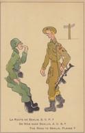 La Route De Berllin S.V.P. - Guerre 1939-45