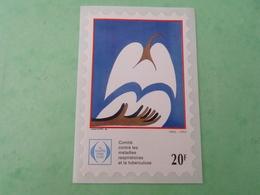 TC26 / ANTITUBERCULEUX / TUBERCULOSE Grande Vignette 20 Frs ; 1994/95  Neuf ** - Erinnofilia