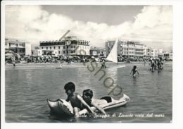 Caorle - Spiaggia Di Levante Vista Del Mare [Z02-2.221 - Italie