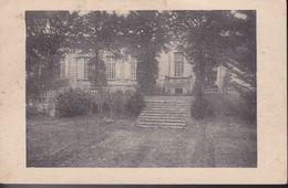 Gironde – BORDEAUX  – Maison De Jules Lagache Ingénieur 22 Rue Des Allamandiers - Bordeaux