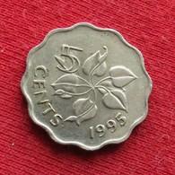 Swaziland 5 Cents 1995 KM# 48 Swasiland Swazilandia Suazilandia - Swaziland