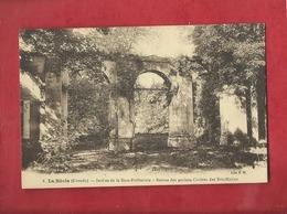 CPA  -  La Réole  -(Gironde) - Jardins De La Sous Préfecture - Ruines Des Anciens Cloîtres Des Bénédictins - La Réole