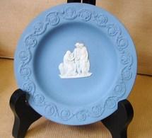 Lot. 1282. Petite Assiette Céramique Wedgwood, Décor Mythologique Grecque - Wedgwood