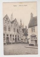Ypres Ieper  Place Du Musée   Edit Nels Série 59 N° 10 - Ieper