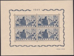 Portugal    .    Yvert        .   Blok 10  (2 Scans)    .         **      .     Neuf SANS Charnière   .   /   .   MNH - Blocks & Sheetlets