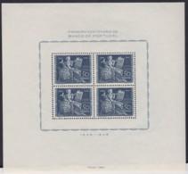 Portugal    .    Yvert        .   Blok 11  (2 Scans)    .         **      .     Neuf SANS Charnière   .   /   .   MNH - Blocks & Sheetlets