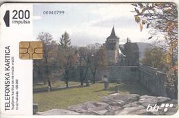 BOSNIA - Stari Grad Ostrozac(200 Units), Used - Bosnia