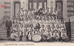 Photo: Royan, Les Mouettes De Royan, 1913-1914, Photo D'une Ancienne Carte Postale, 2 Scans - Lieux