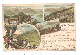 Gruss Vom Rigi (D.6796) - SZ Schwyz