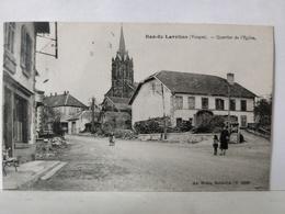 Ban De Laveline. Quartier De L'Eglise. RARE - Andere Gemeenten
