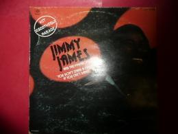 LP 33 N°3826 - JIMMY JAMES & THE VAGABONDS - LDM 30.294 - FUNK SOUL DISCO -  PEU CONNU MAIS J' AIME BEAUCOUP BELLE VOIX - Soul - R&B