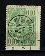 Belg. Fiscale Zegel / Timbre Fiscaux Cie D'Electricité Seraing 15 Juin 1928 - Revenue Stamps