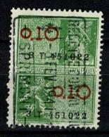 Belg. Fiscale Zegel Sprimont 1941 / Timbre Fiscaux Sprimont 1941 (2 Scans) - Revenue Stamps