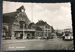 Eisenach Hauptbahnhof Strassenbahn/ Scan Beachten - Eisenach