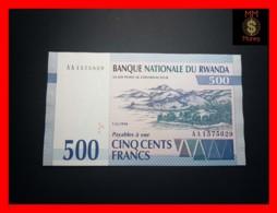 RWANDA 500 Francs 1.12.1994  P. 23  UNC - Rwanda