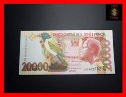 ST. TOME' E PRINCIPE 20.000 20000 Dobras 10.12.2010  P. 67 D  UNC - Sao Tome And Principe