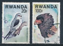 °°° RWANDA - Y&T N°804/11 - 1977 °°° - Rwanda